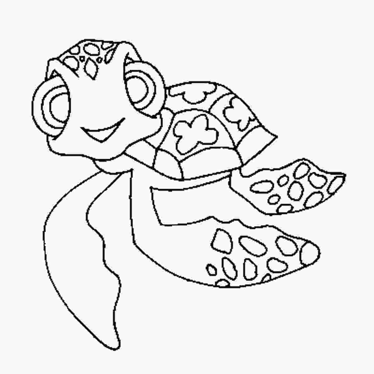 coloring page of turtle turtle coloring page only coloring pages