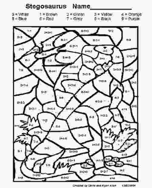 coloring pages 7th grade free printable multiplication color by number worksheets