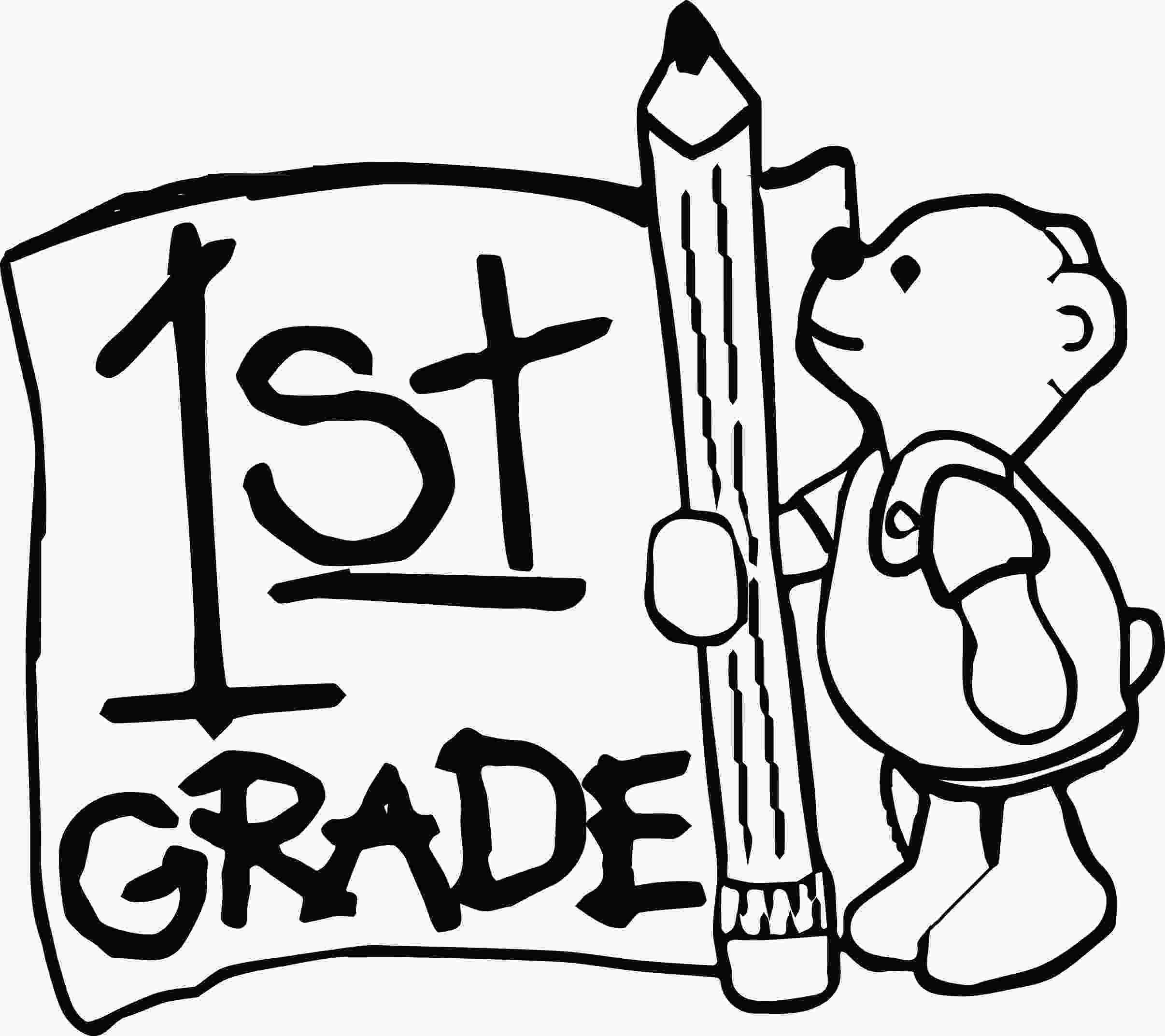 coloring sheets 1st grade 1st grade coloring pages free download best 1st grade