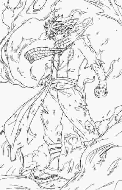 fairy tail colouring pages fairy tail natsu dragneel coloring pages lineart fairy