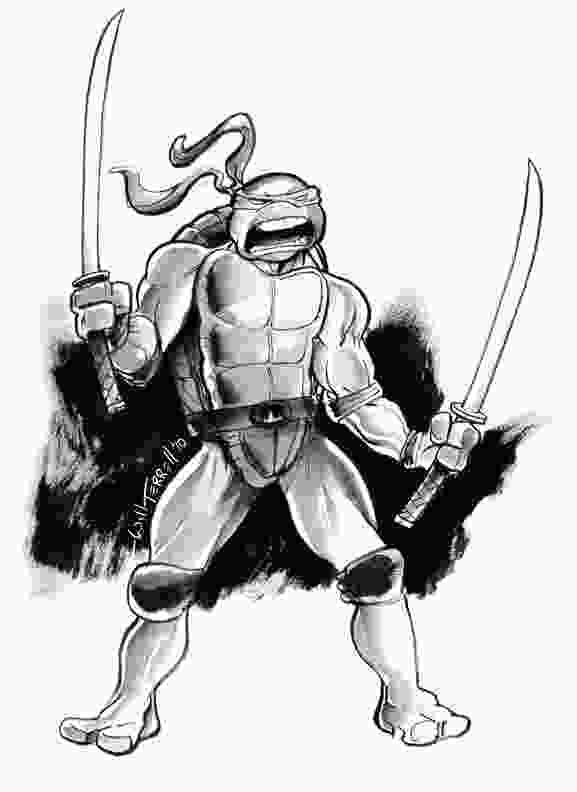 how to draw teenage mutant ninja turtles tmnt drawings teenage mutant ninja turtles leonardo