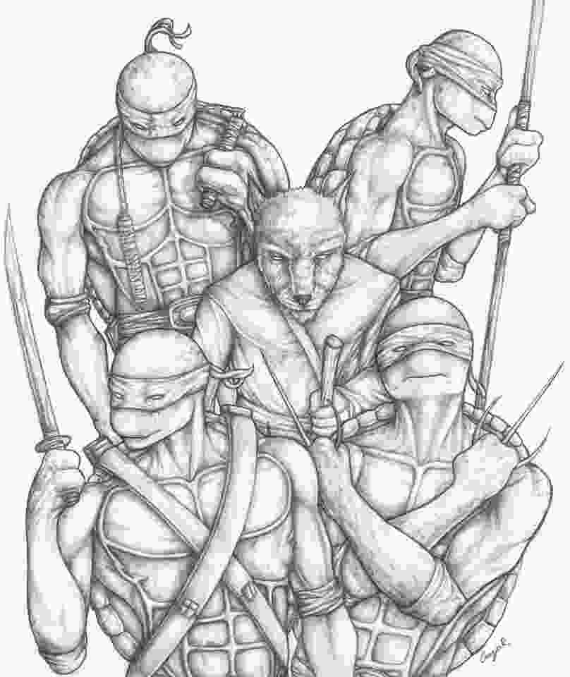 how to draw teenage mutant ninja turtles tmnt fan art teenagemutantninjaturtlescom