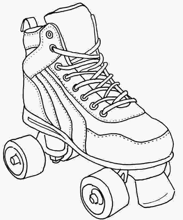 skating coloring pages 1 roller skate colouring pages page 3 274125 jamestown
