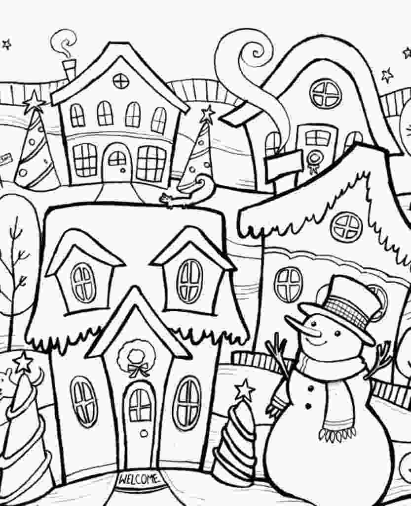 snowflake coloring pages for adults christmas coloring pages for adults best coloring pages