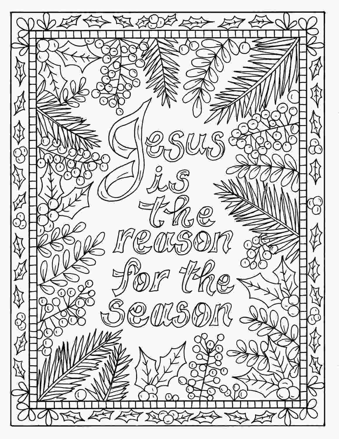 christian christmas coloring sheets 5 christian coloring pages for christmas color book digital