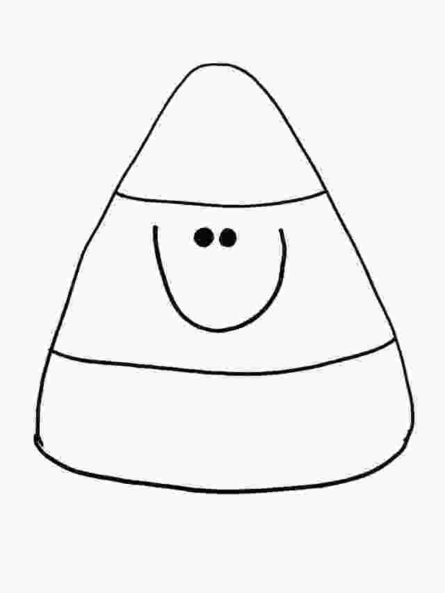 coloring outline corn clipart candy corn clipart black and white clipart panda free