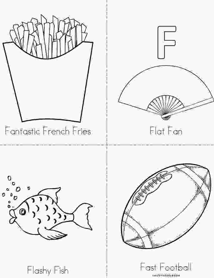 coloring pages i love usa f adjectives book twisty noodle