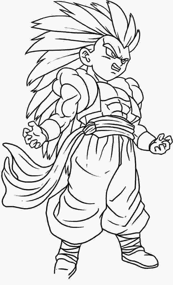 dragon ball z printable pictures best dragon ball z coloring pages worksheet free