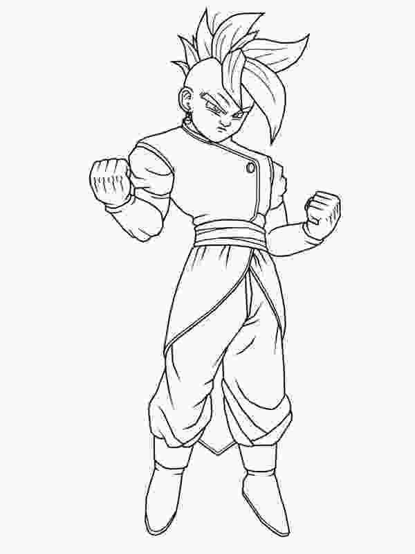 dragon ball z printable pictures dragon ball z coloring pages bestofcoloringcom