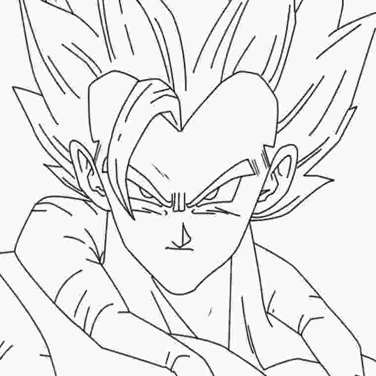 dragon ball z printable pictures fresh dragon ball z coloring pages characters free