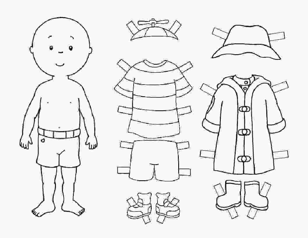dress up paper dolls printable paper doll template best coloring pages for kids