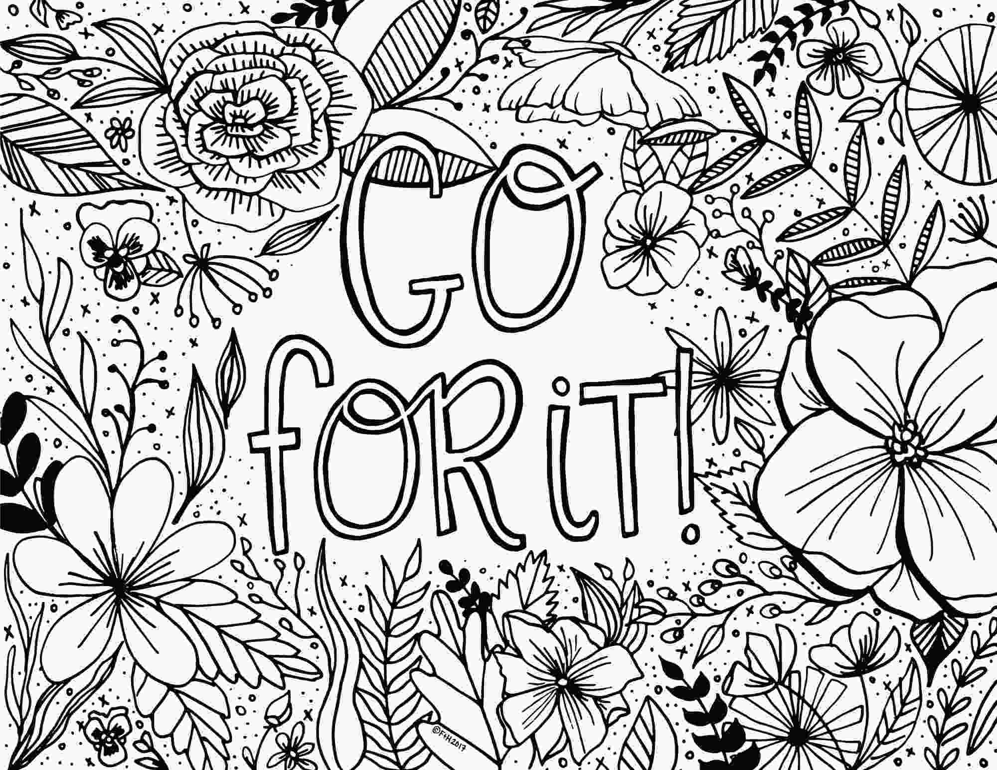 flower color page free encouragement coloring page printable dawn nicole