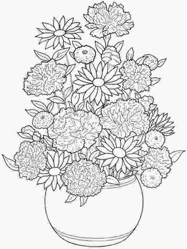 flower nature coloring pages 1000 images about pages to be colored on pinterest