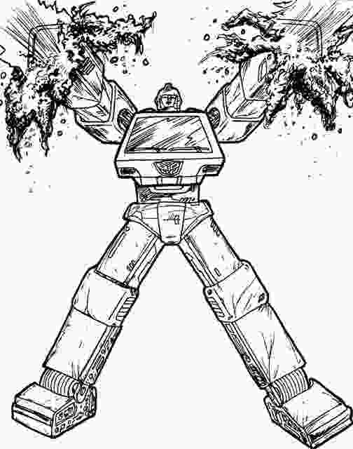 free transformer coloring pages free coloring pages ironhide transformers coloring pages
