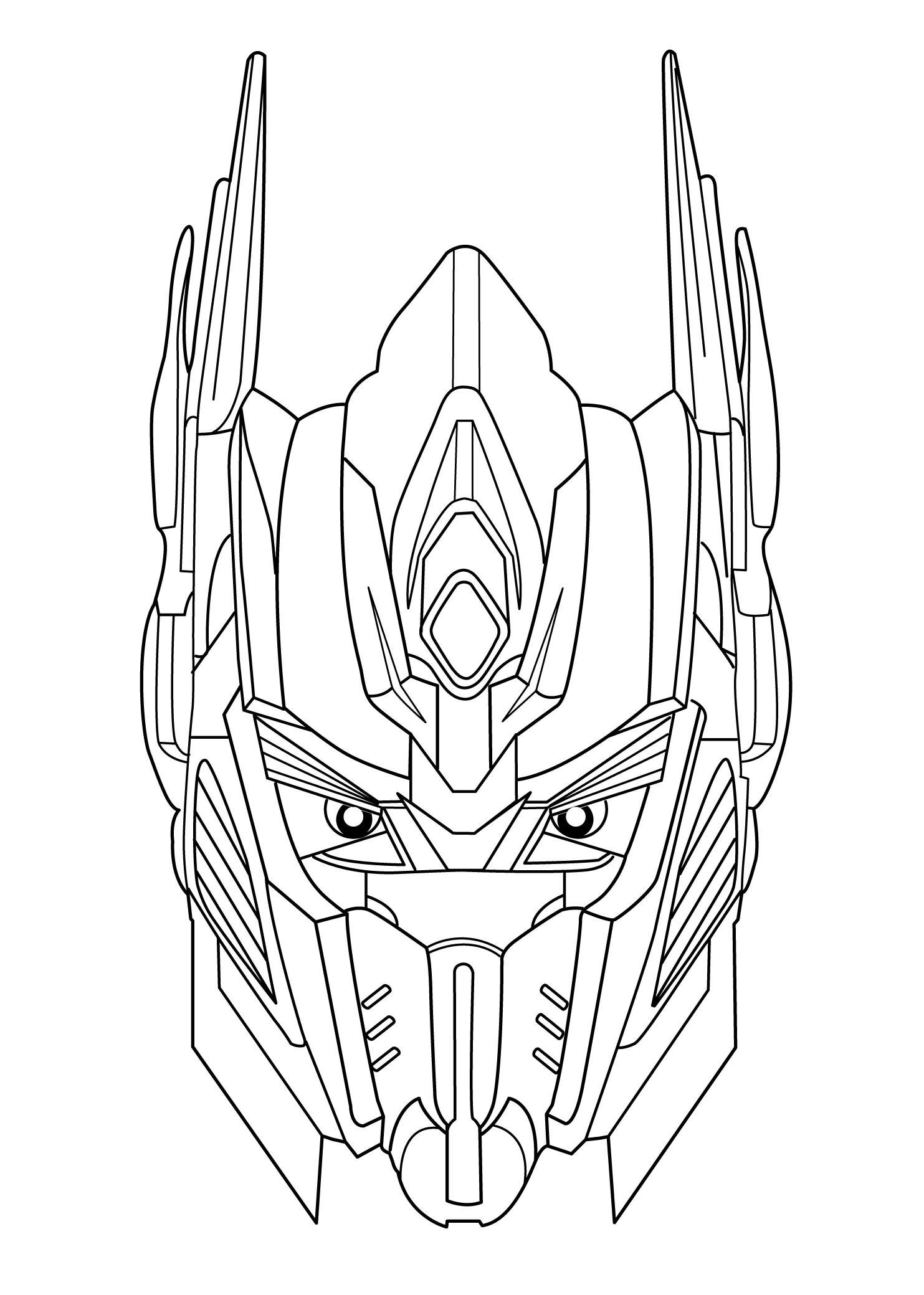 free transformer coloring pages transformers coloring pages for kids free printable fun