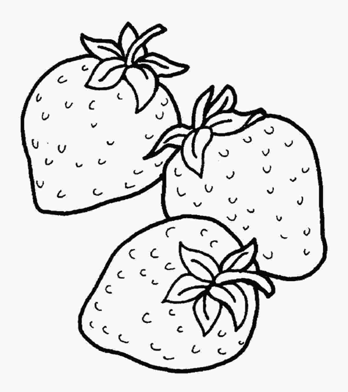 fruit coloring pages fruits and vegetables coloring pages momjunction
