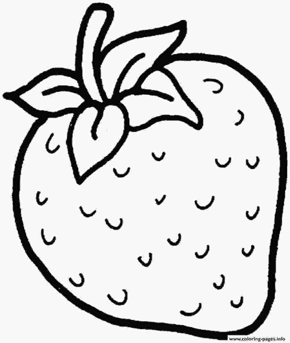 fruit coloring pages fruits drawing for colouring at getdrawingscom free for