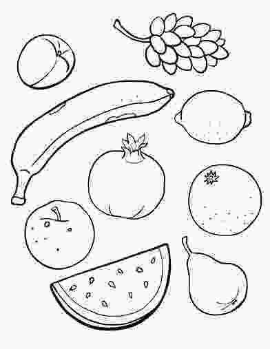 fruit coloring pages pin by muse printables on coloring pages at coloringcafe