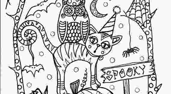 hard advanced mermaid coloring pages halloween by the chubby mermaid zentangle coloring pages