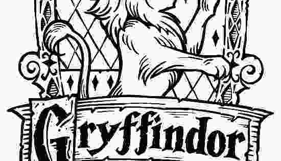 harry potter house coloring pages gryffindor colouring pages google search colouring