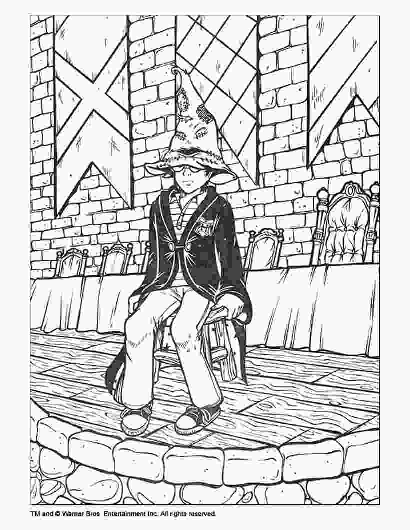 harry potter house coloring pages harry potter house coloring pages at getcoloringscom