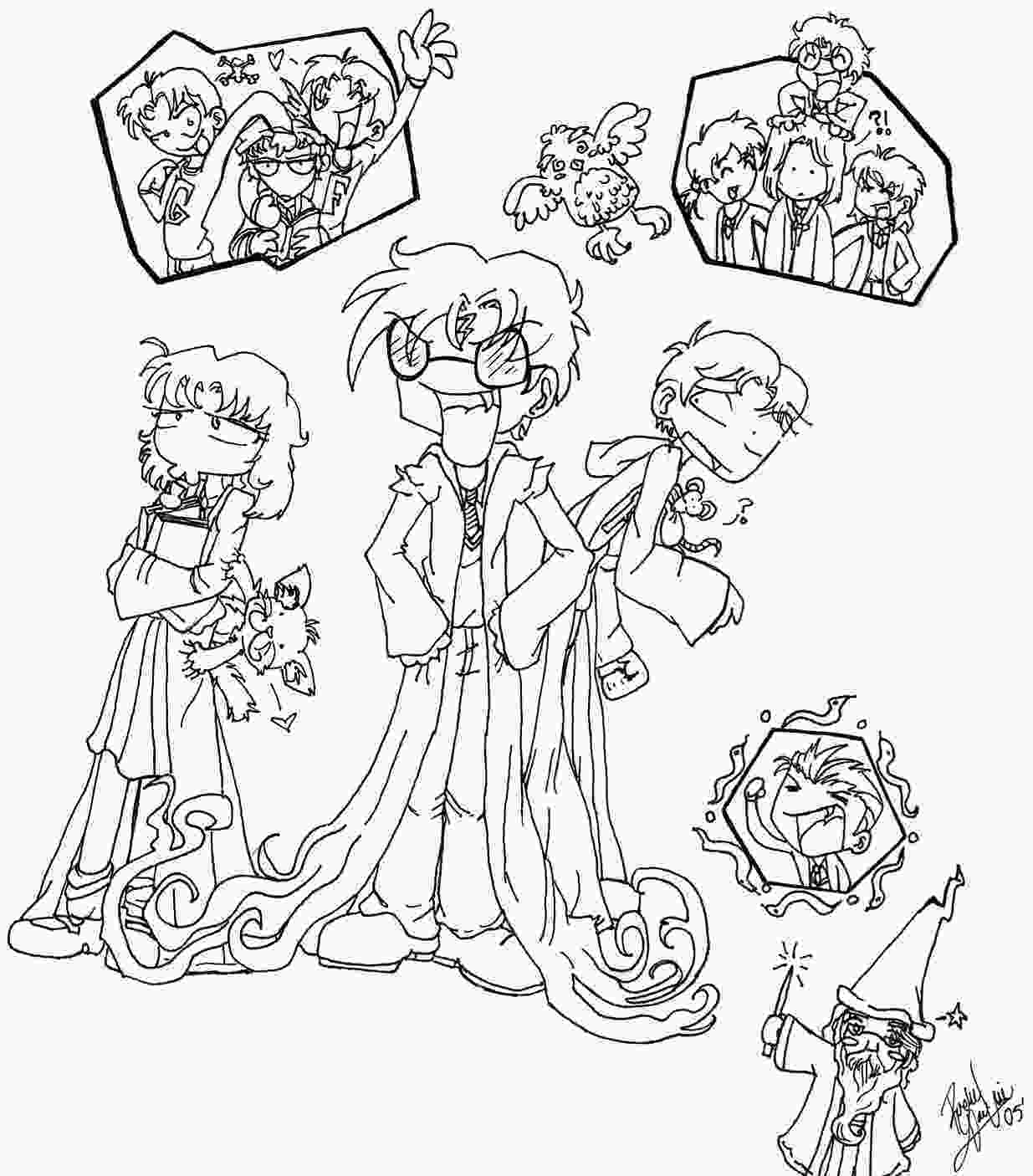 harry potter house coloring pages harry potter house crests coloring sheets coloring pages