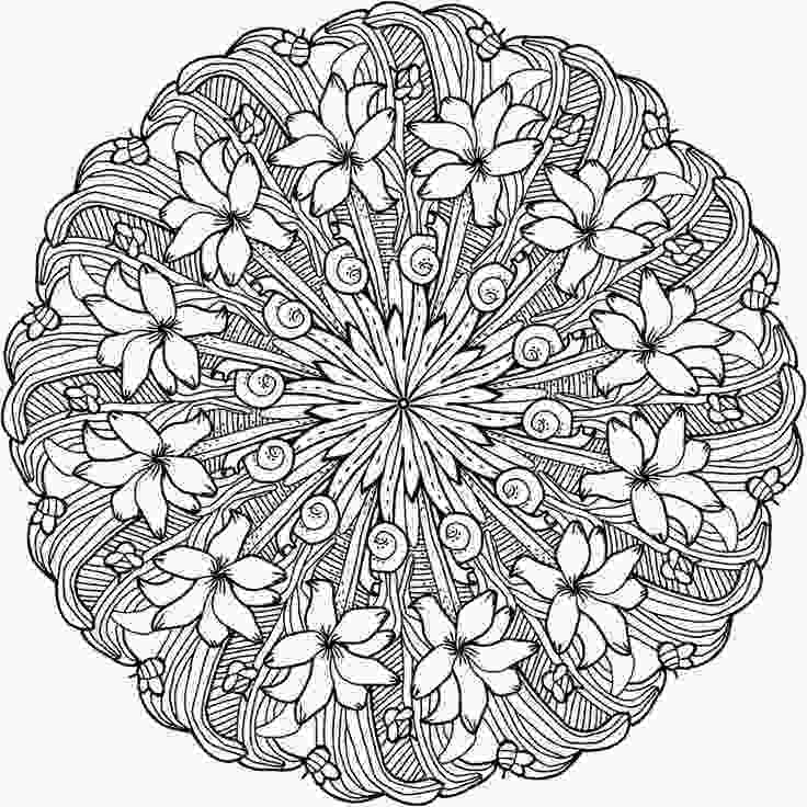 mandalas to color free 100 best printable mandalas to color free images on