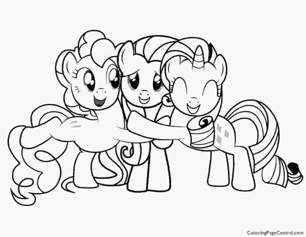 my little pony friendship is magic pictures my little pony friendship is magic 02 coloring page
