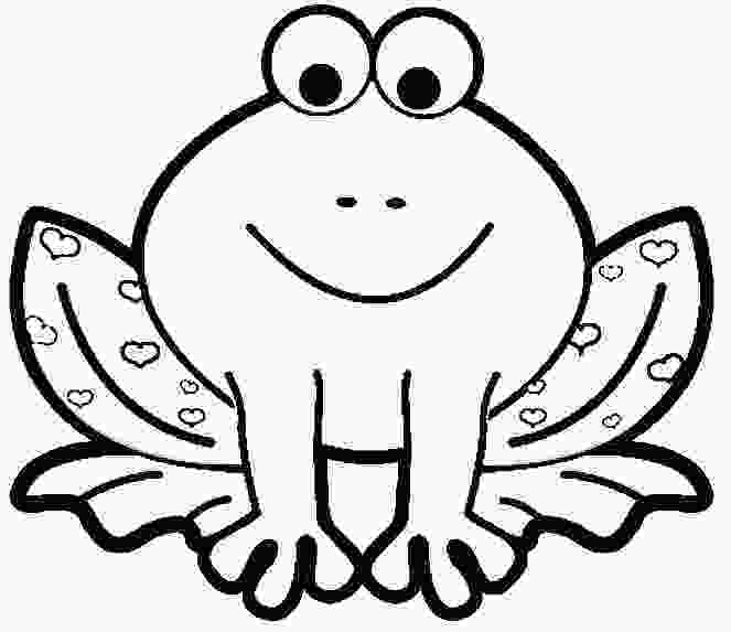 pictures of frogs to color frog color page animal coloring pages color plate