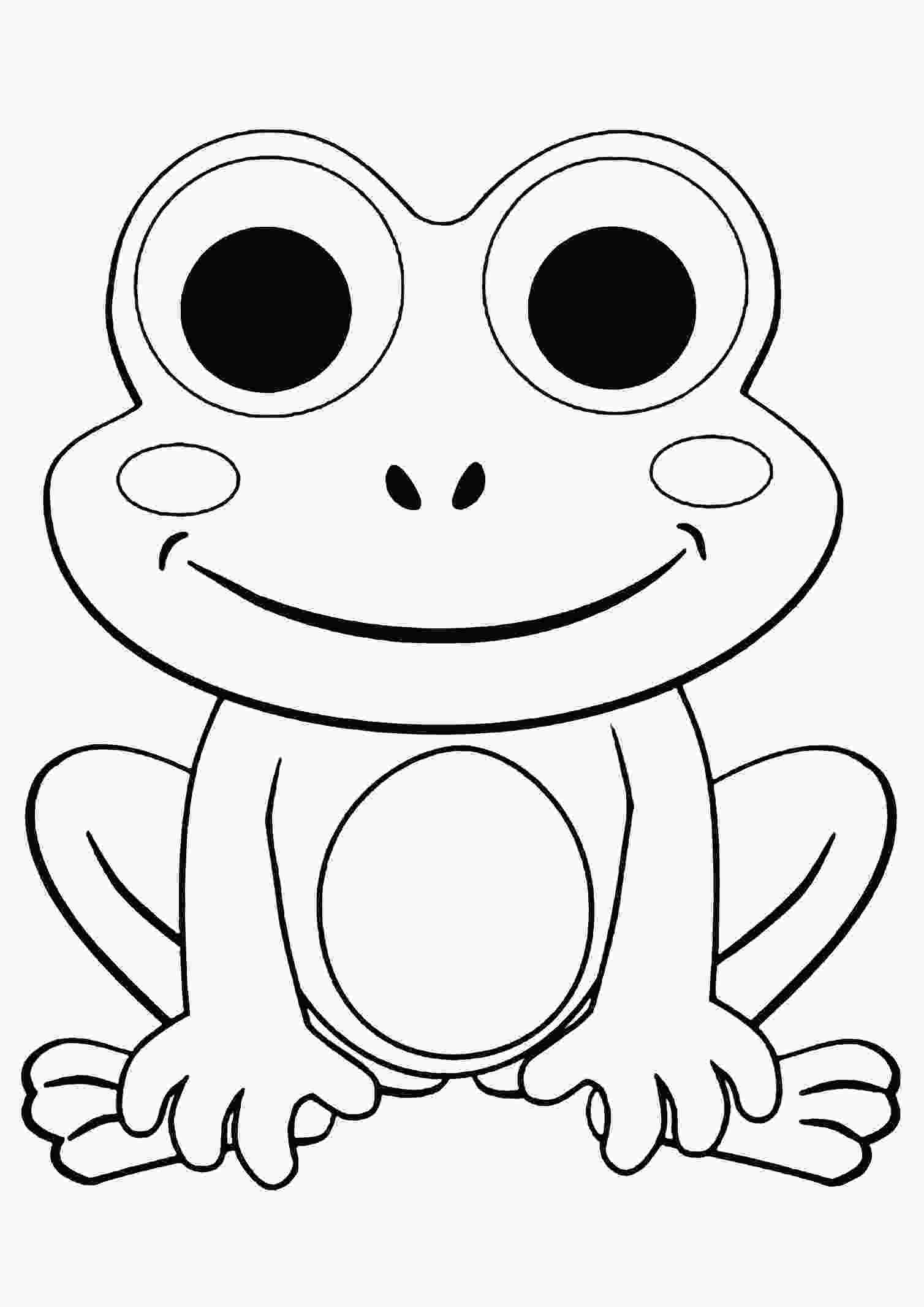 pictures of frogs to color frogs to print for free frogs kids coloring pages