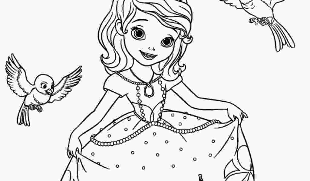 sofia coloring page sofia coloring pages bestofcoloringcom