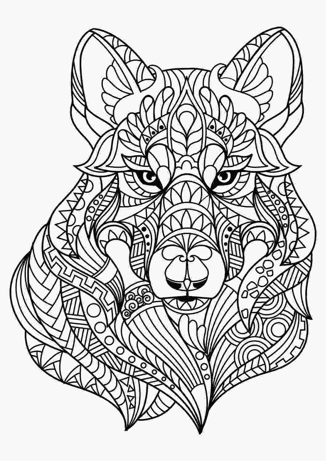 animal coloring pages online animal coloring pages pdf animal coloring pages horse