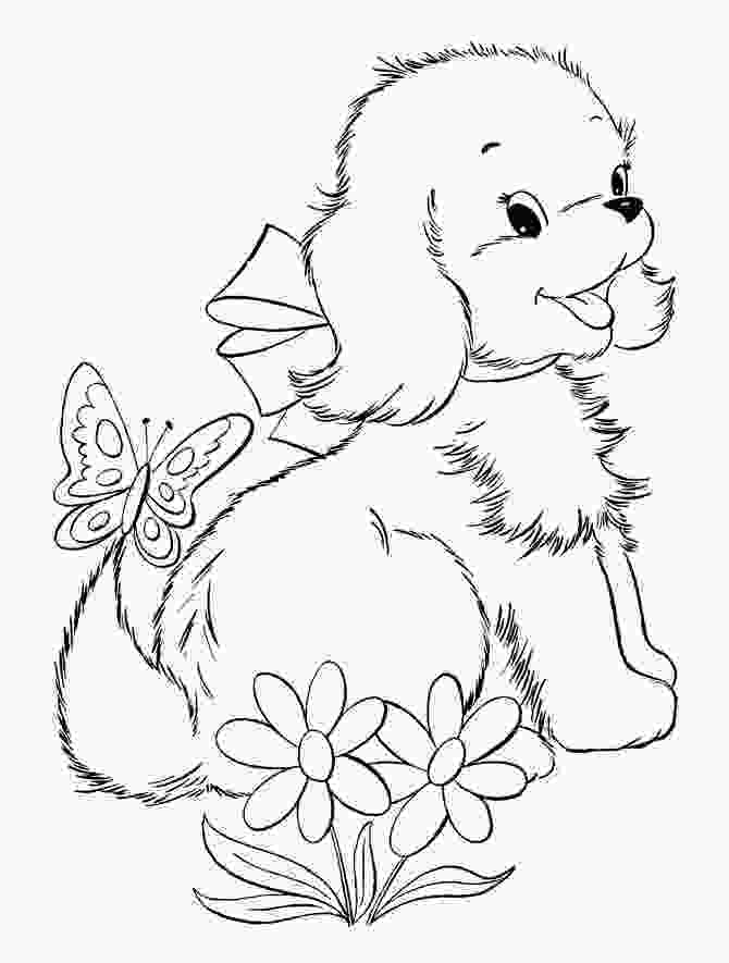 animal coloring pages online top 30 free printable puppy coloring pages online