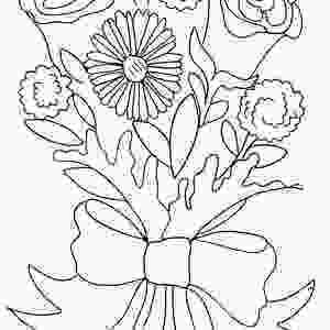 coloring flowers with colored pencils photos bunch of flowers in a vase drawings drawings