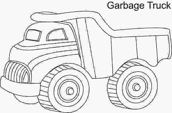 garbage truck coloring page pdf download online coloring pages for free 1