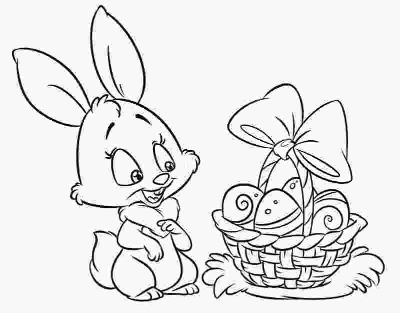 happy bunny coloring pages happy easter bunny coloring pages cartoon illustration