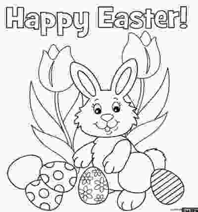 happy bunny coloring pages happy easter coloring pages printable for kids and adults