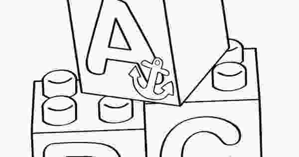 lego block coloring pages lego abc blocks coloring page free printable coloring 1