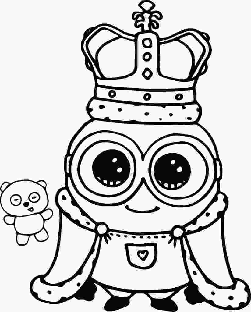 minions for coloring cute coloring pages best coloring pages for kids