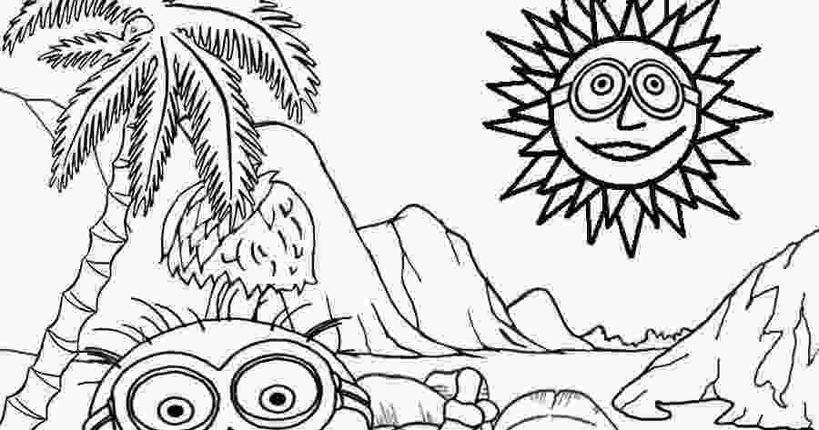 minions for coloring free coloring pages printable pictures to color kids