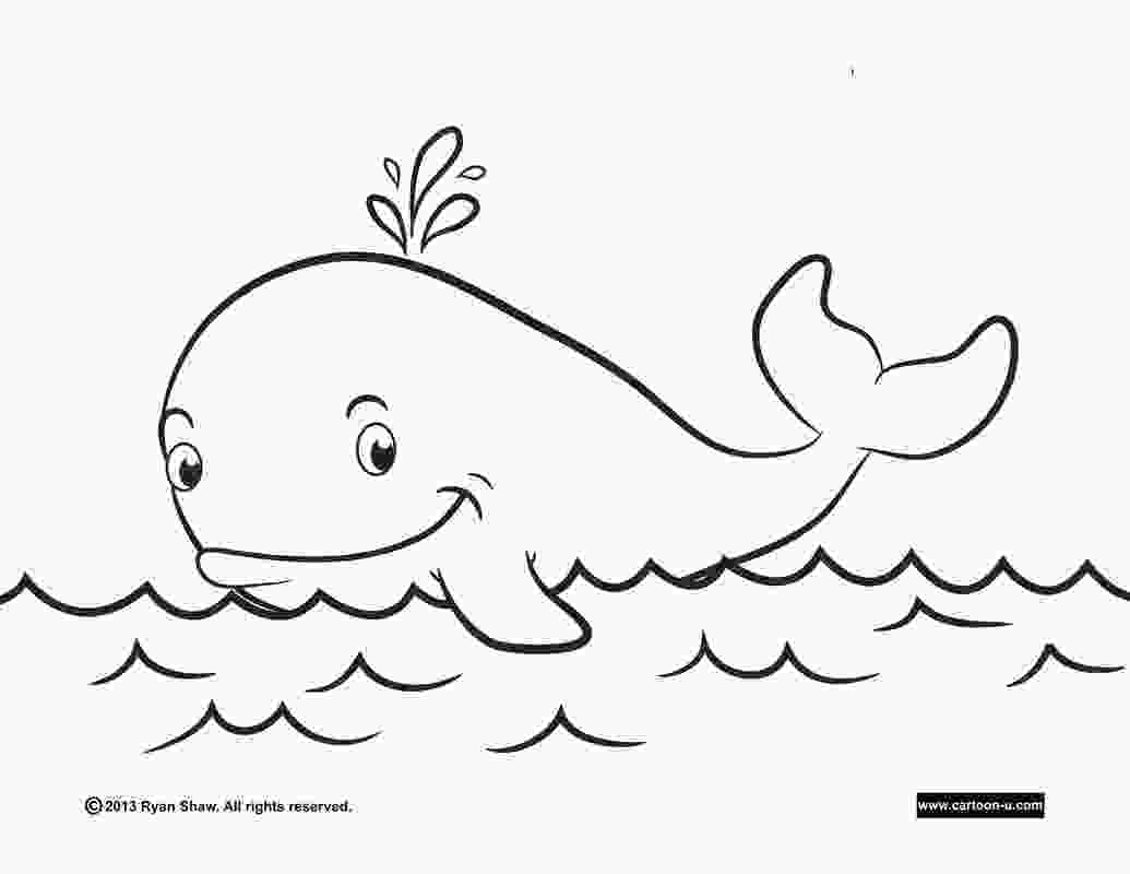 printable pictures of whales coloring pages ryan shaws cartoon u