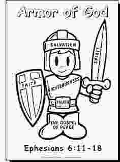 armor of god coloring page 171 best sunday school coloring pages images sunday