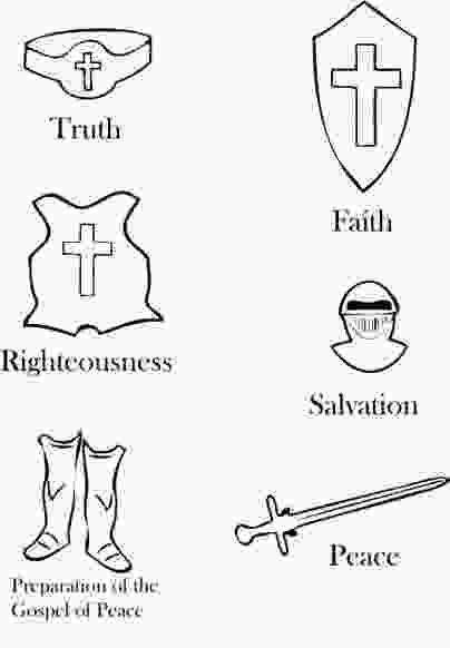 armor of god coloring page armorofgodcoloringpage oak grove missionary baptist