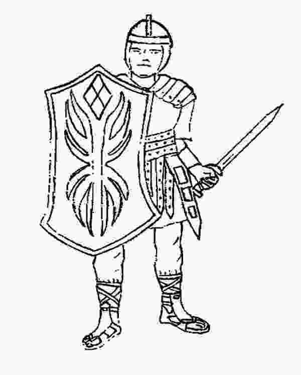 armor of god coloring page full armor of god coloring sheet sketch coloring page 2