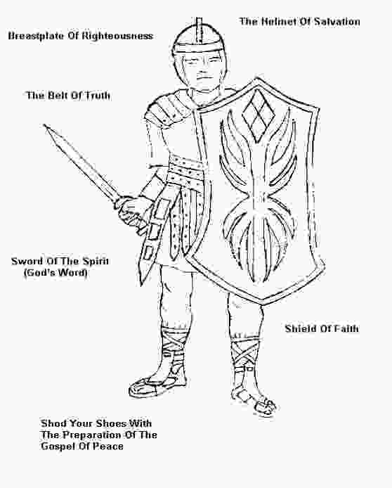 armor of god coloring page full armor of god coloring sheet sketch coloring page