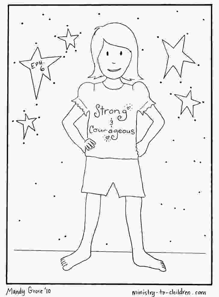 armor of god coloring page vbs coloring pages armor ofgod2
