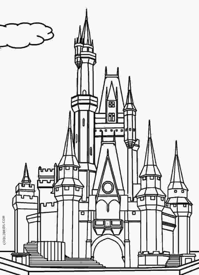 castle coloring page get this castle coloring pages to print out 67219