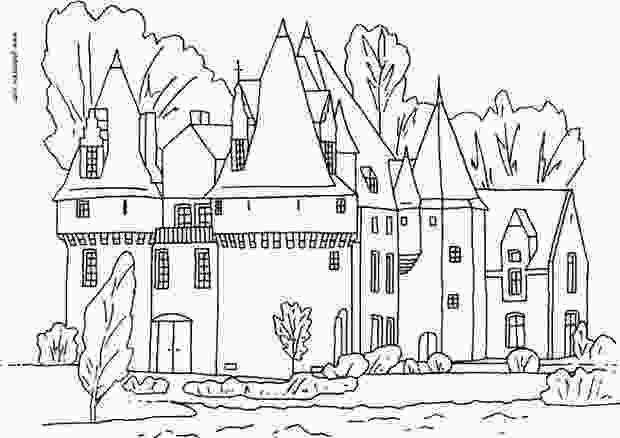 castle coloring page moats of the castle coloring pages hellokidscom