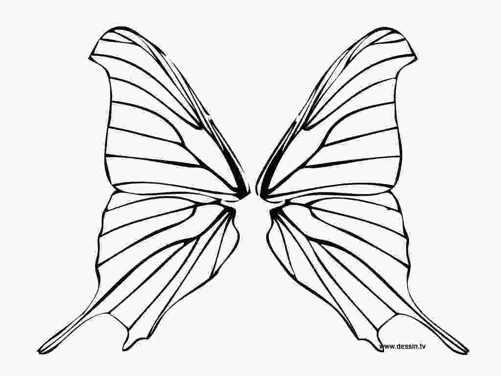 coloring butterfly wings broken fairy wings coloring pages