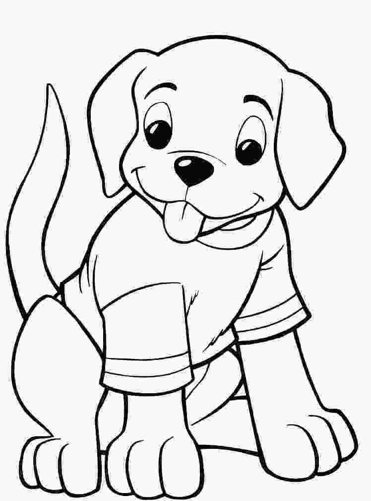 colouring pages of dog puppy coloring pages best coloring pages for kids